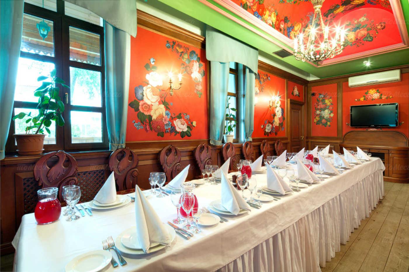Ресторан Красный кабачок на Санкт-Петербургском шоссе фото 8