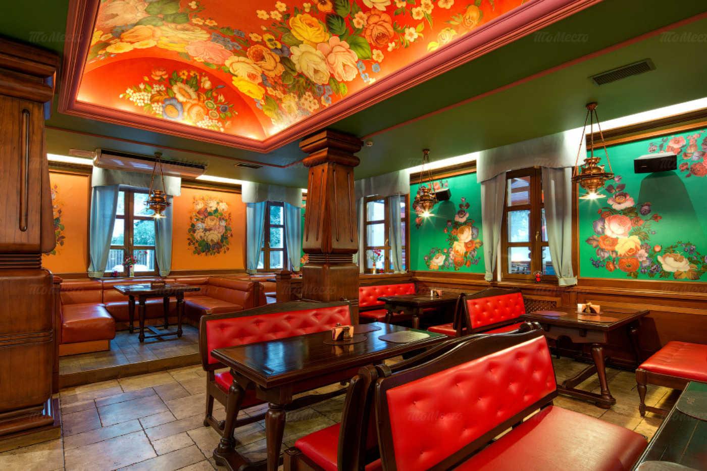 Ресторан Красный кабачок на Санкт-Петербургском шоссе
