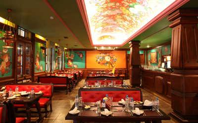 Банкетный зал ресторана Красный кабачок на Санкт-Петербургском шоссе фото 2