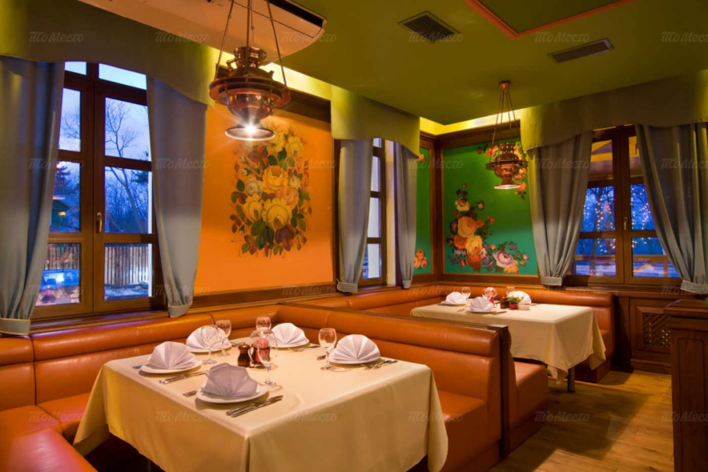 Ресторан Красный кабачок на Санкт-Петербургском шоссе фото 5