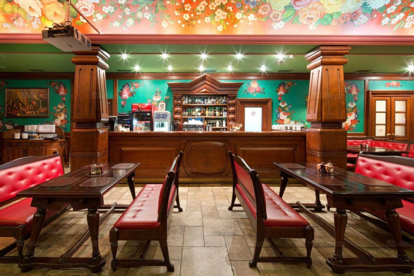 Ресторан Красный кабачок на Санкт-Петербургском шоссе фото 3