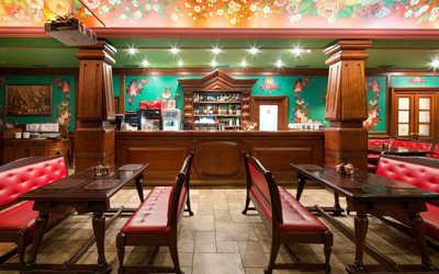 Банкетный зал ресторана Красный кабачок на Санкт-Петербургском шоссе фото 3