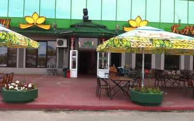 Банкетный зал ресторана Куракина дача на Леснозаводской улице фото 3