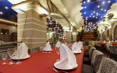 Банкетный зал ночного клуба, ресторана Леон на улице Бабушкиной