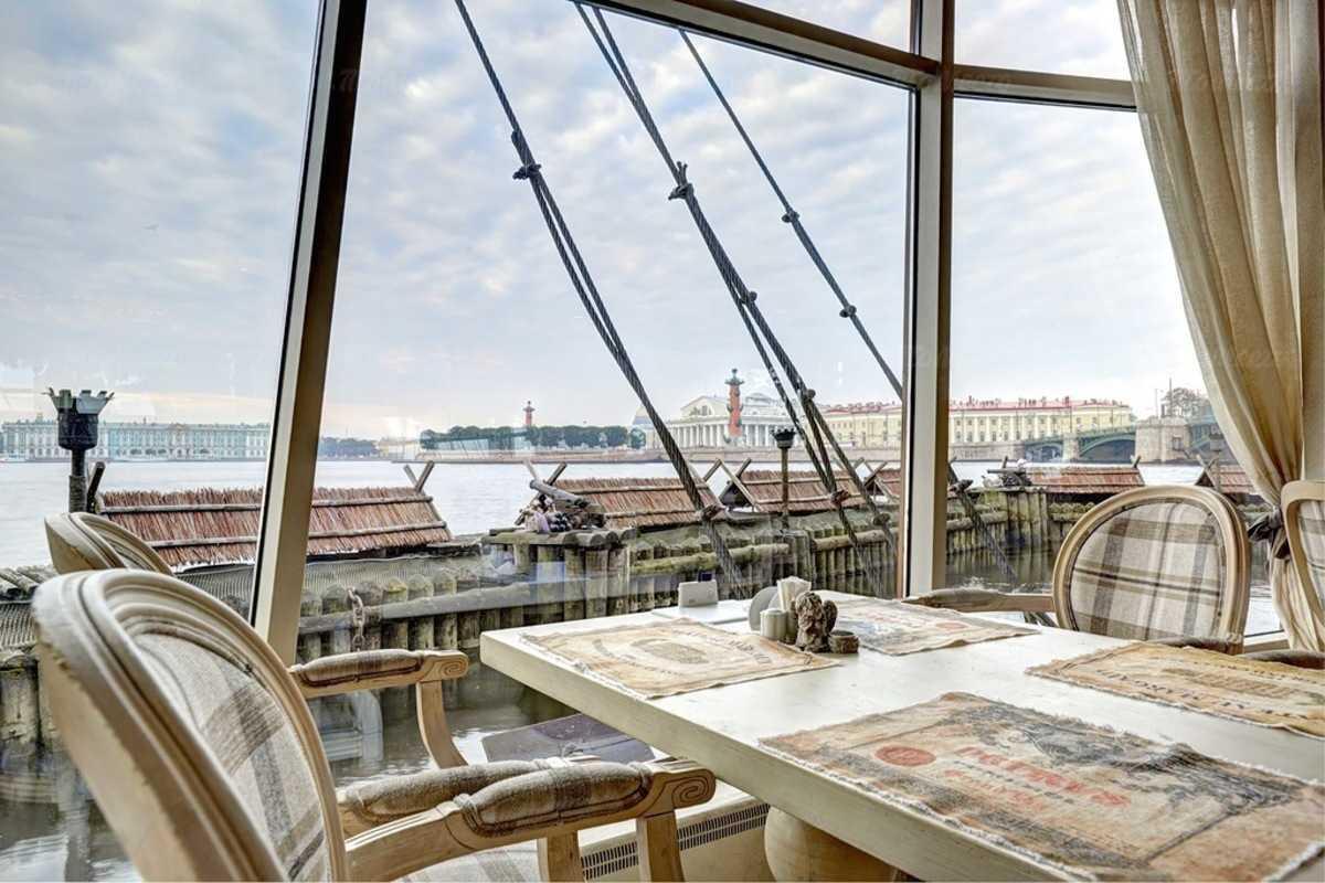 питер фото ресторан корабль существуют одиночке