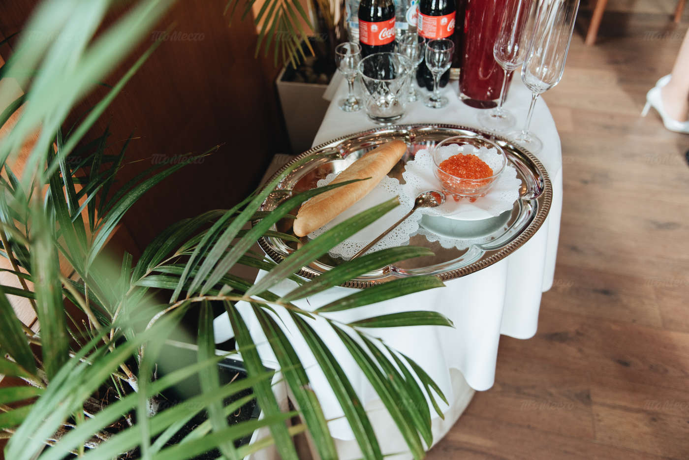 Меню ресторана Luce (Люче) на Итальянской улице фото 17