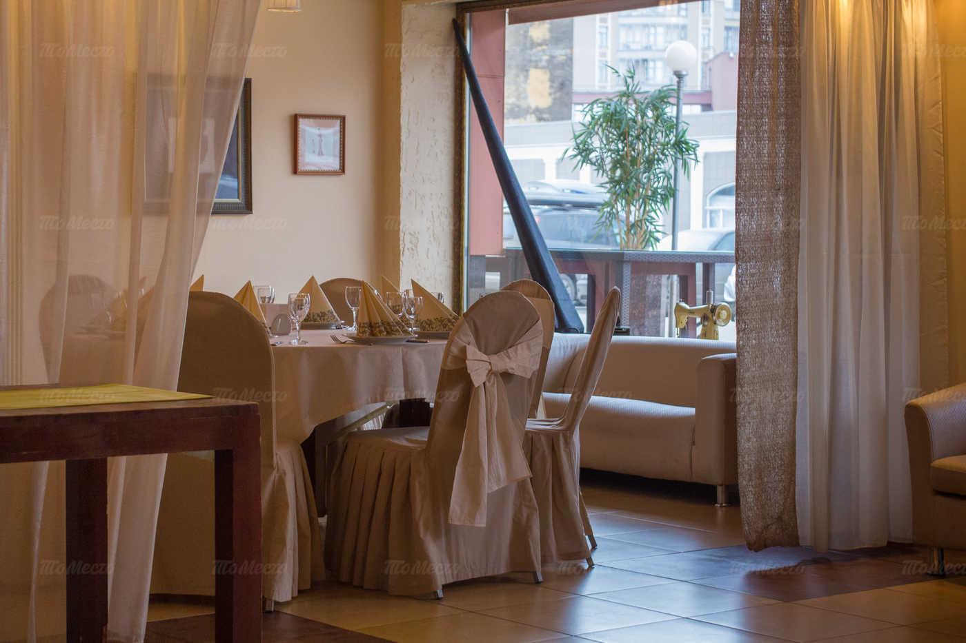 Меню ресторана Ля Фабрик (La Fabrik) на Левашовском проспекте