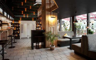 Банкетный зал ресторана Макарена на Московском проспекте фото 2