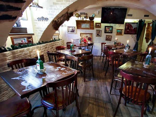 Енот Бар (бывш. Milana bar)