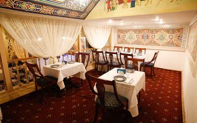 Банкетный зал ресторана Навруз на Ленинском проспекте