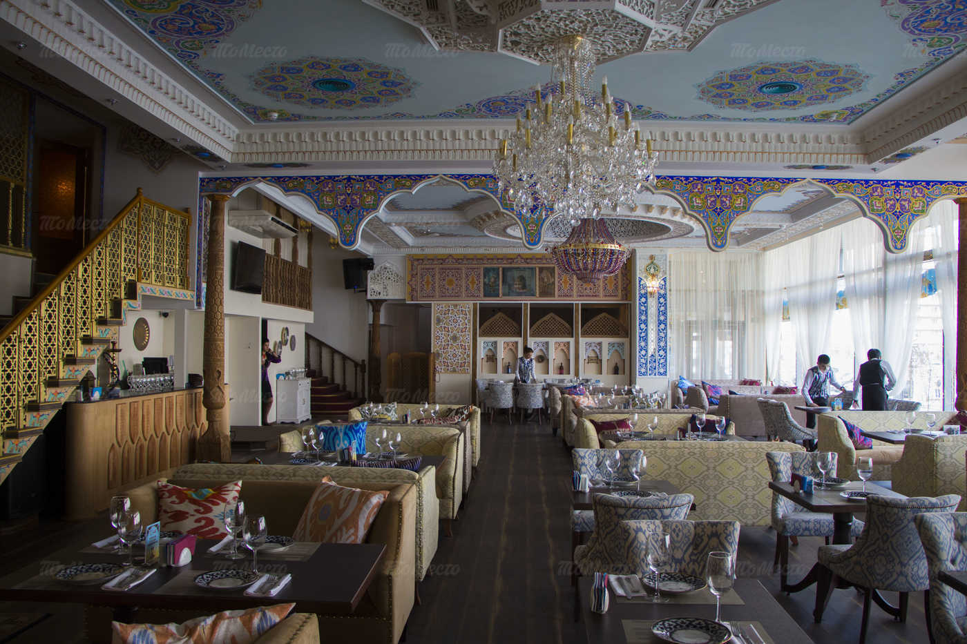 Меню ресторана Навруз на Ленинском проспекте