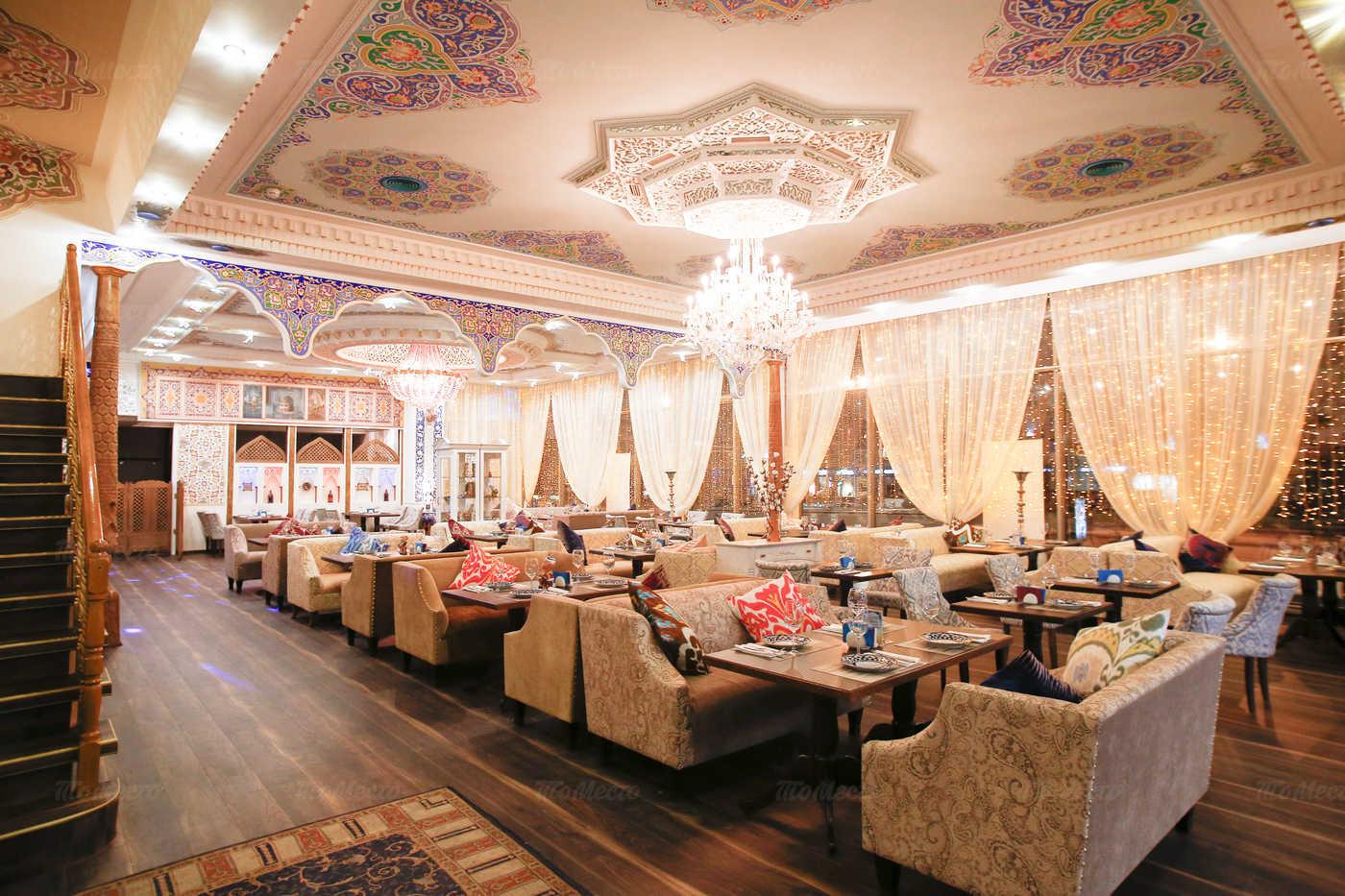 Ресторан Навруз на Ленинском проспекте