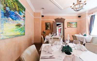Банкетный зал ресторана Via Dell' Oliva на Большой Морской улице