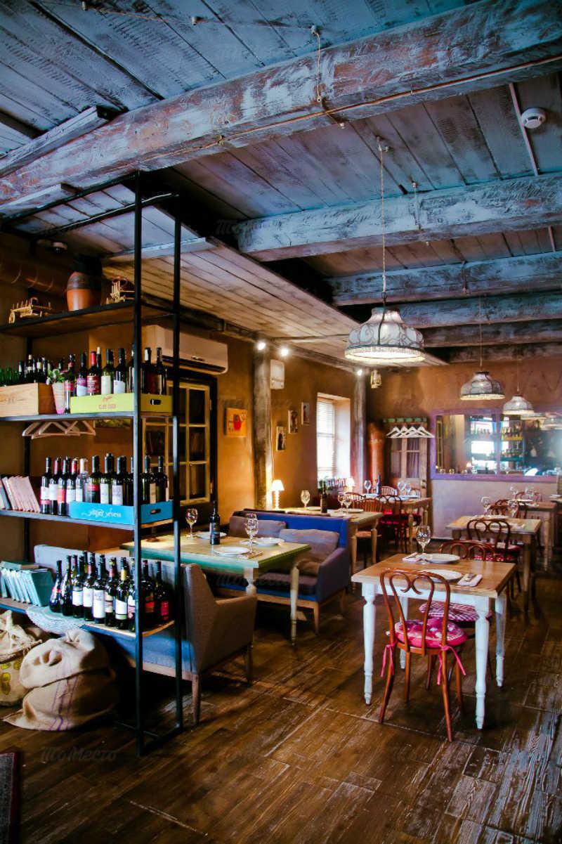 Ресторан Руставели на набережной реки Мойки