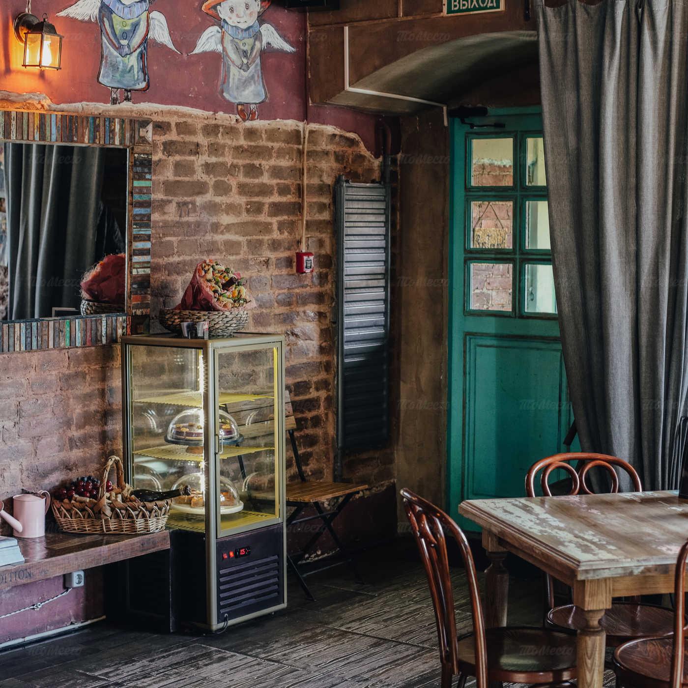 Ресторан Руставели на набережной реки Мойки фото 6