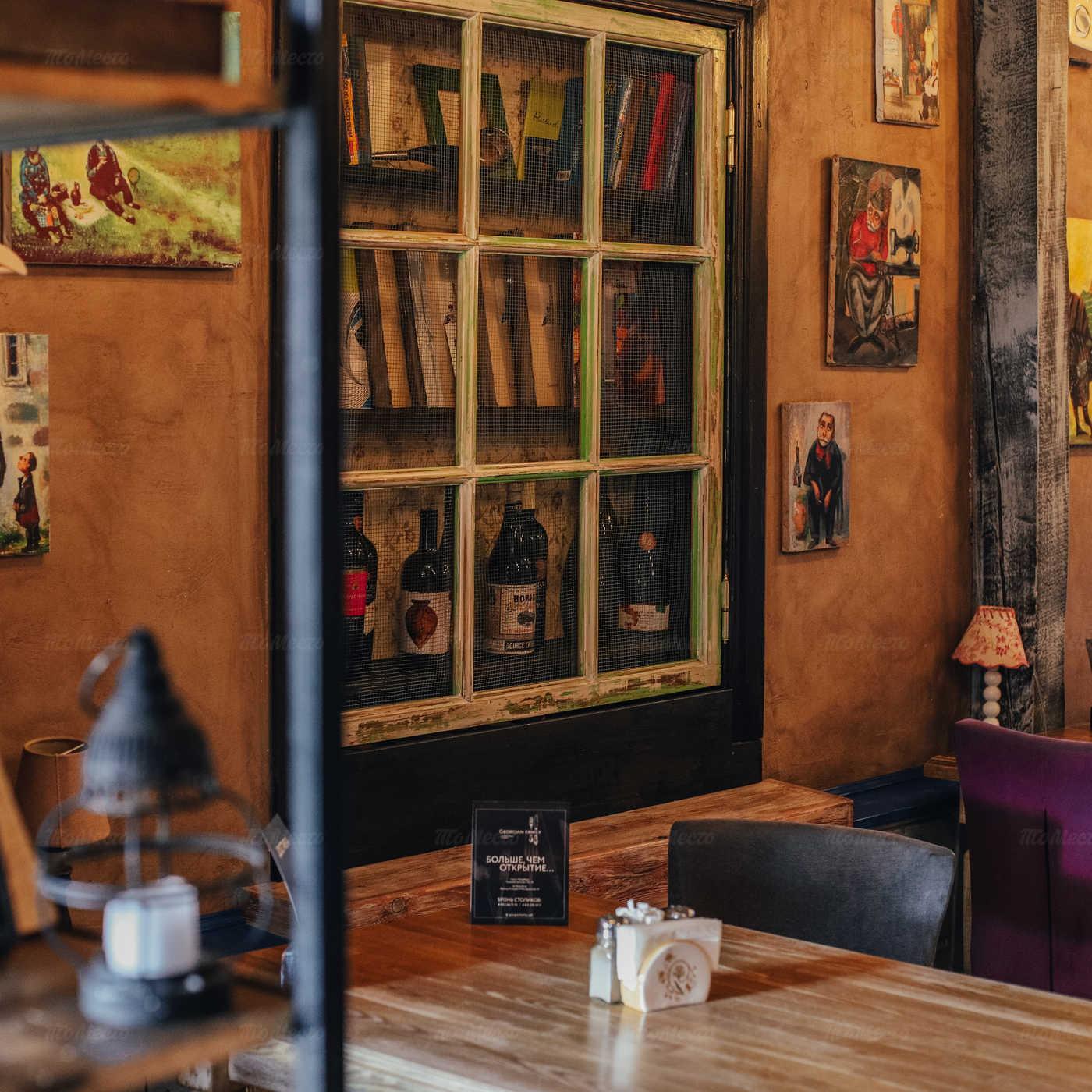 Ресторан Руставели на набережной реки Мойки фото 4