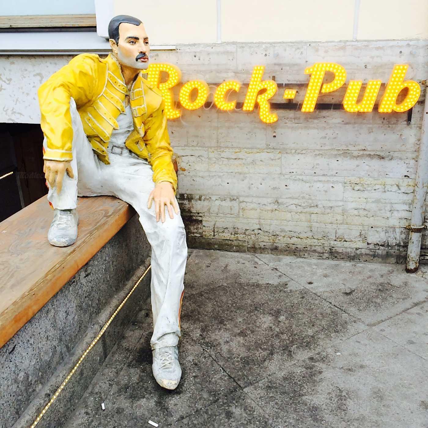 Паб Рок паб (Rock Pub) на Невском проспекте фото 18