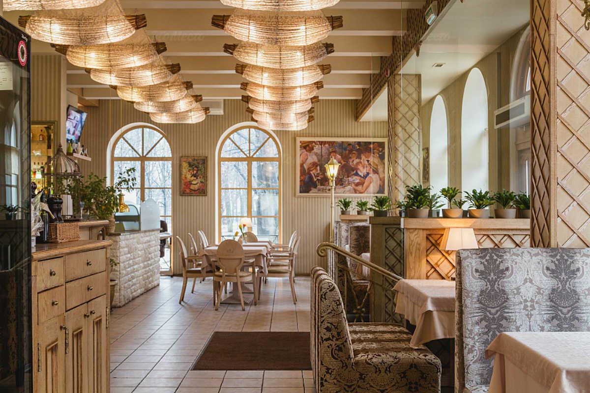 Ресторан Парк Джузеппе на набережной канала Грибоедова фото 7