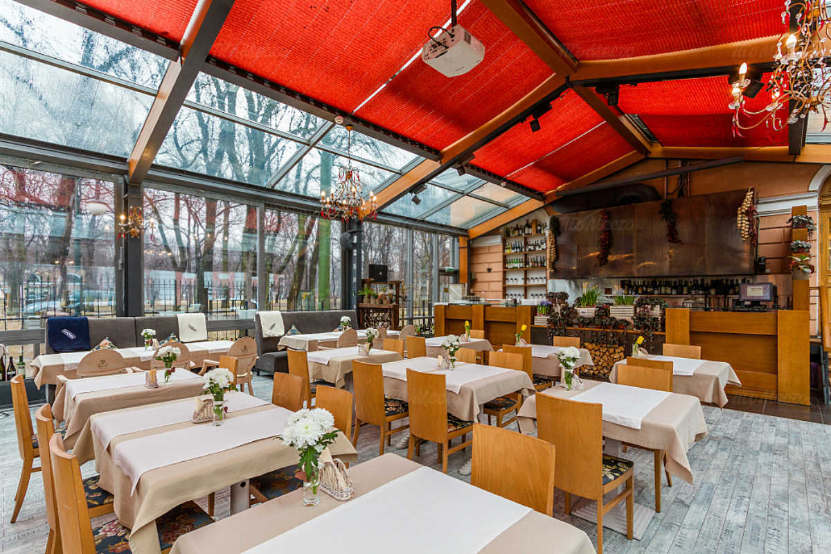 Ресторан Парк Джузеппе на набережной канала Грибоедова фото 25