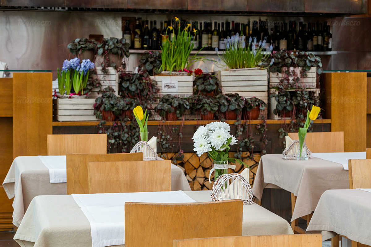 Ресторан Парк Джузеппе на набережной канала Грибоедова фото 21