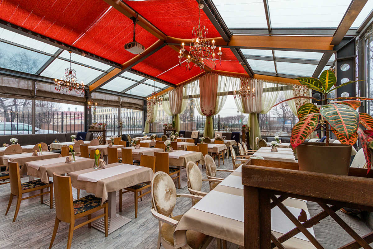 Ресторан Парк Джузеппе на набережной канала Грибоедова фото 22