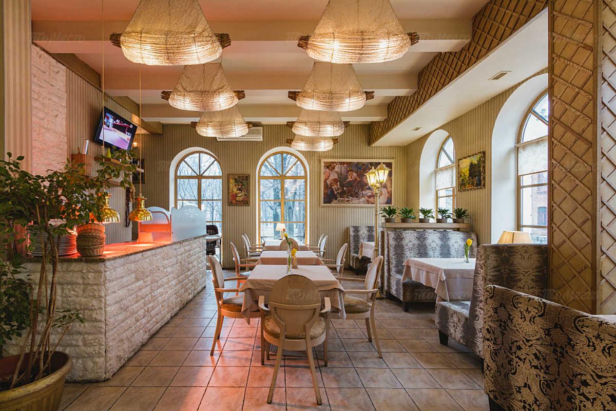 Ресторан Парк Джузеппе на набережной канала Грибоедова фото 4