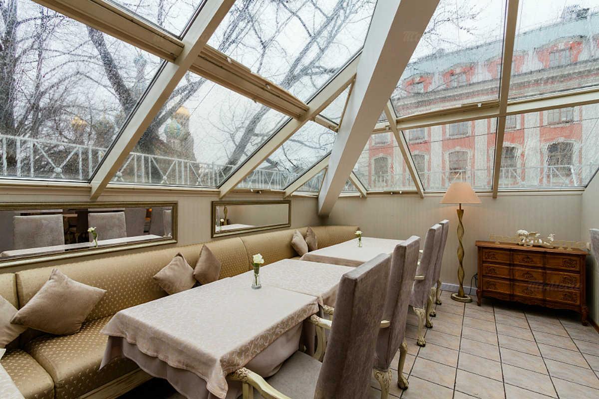 Ресторан Парк Джузеппе на набережной канала Грибоедова фото 16