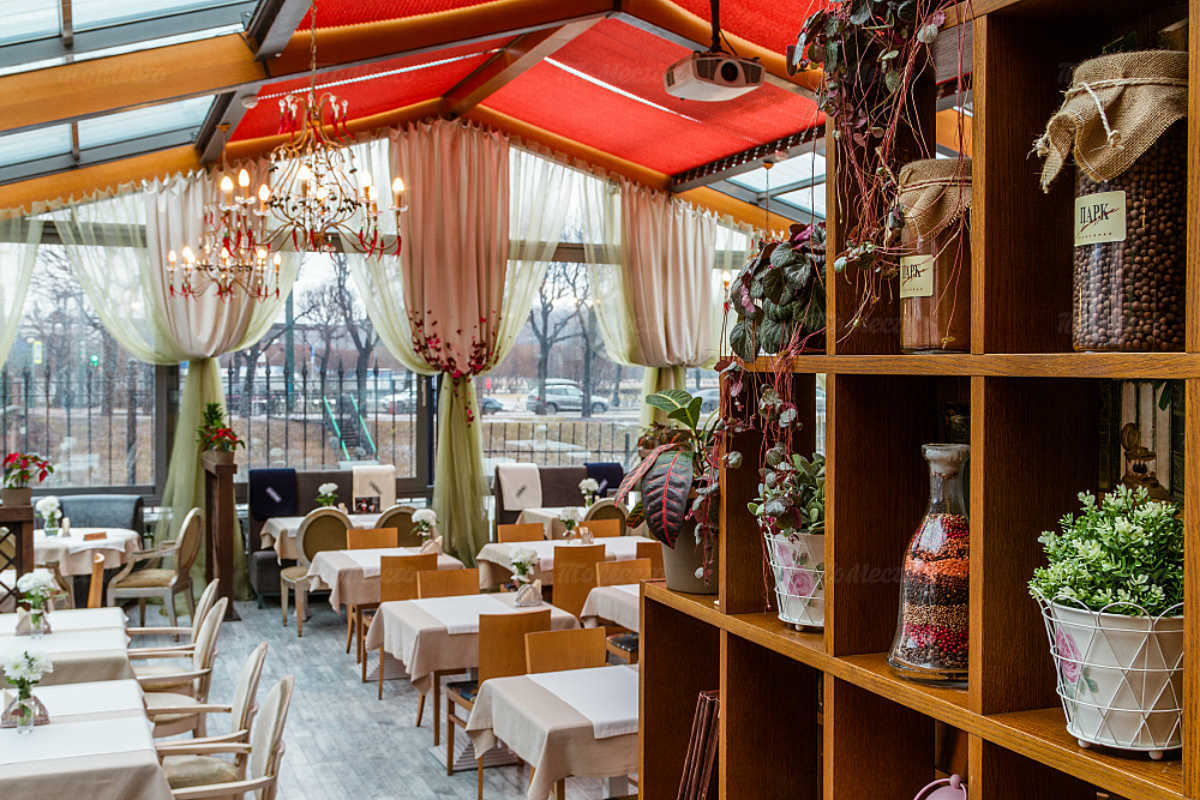 Ресторан Парк Джузеппе на набережной канала Грибоедова фото 19