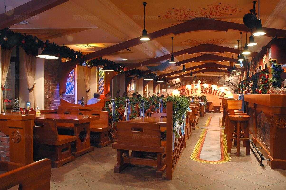 Пивной ресторан Bier konig (Бир Кениг) (Пивной король) на Гороховой улице фото 6
