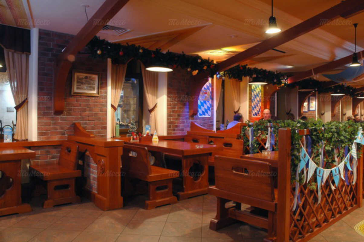 Пивной ресторан Bier konig (Бир Кениг) (Пивной король) на Гороховой улице фото 8
