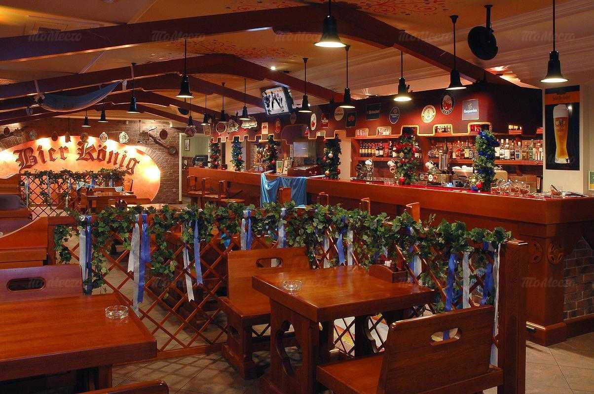 Пивной ресторан Bier konig (Бир Кениг) (Пивной король) на Гороховой улице фото 5