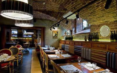 Банкетный зал ресторана Сулико в переулке Сергея Тюленина фото 3