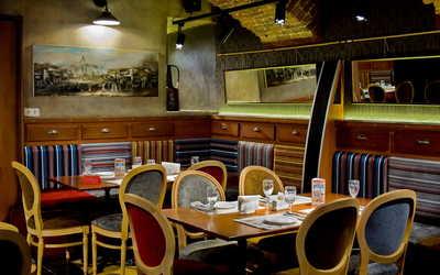 Банкетный зал ресторана Сулико в переулке Сергея Тюленина фото 1