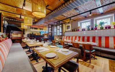Банкетный зал кафе Сулико на Каменноостровском проспекте фото 2