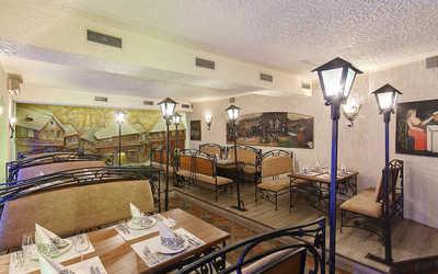 Банкетный зал ресторана Пиросмани (Pirosmani) на Большом проспекте П.С. фото 1