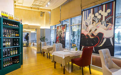 Банкетный зал ресторана Porto Maltese на Большом проспекте Васильевского острова фото 2