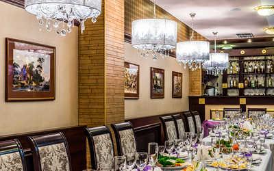 Банкетный зал ресторана Фаворит на Стремянной улице фото 1