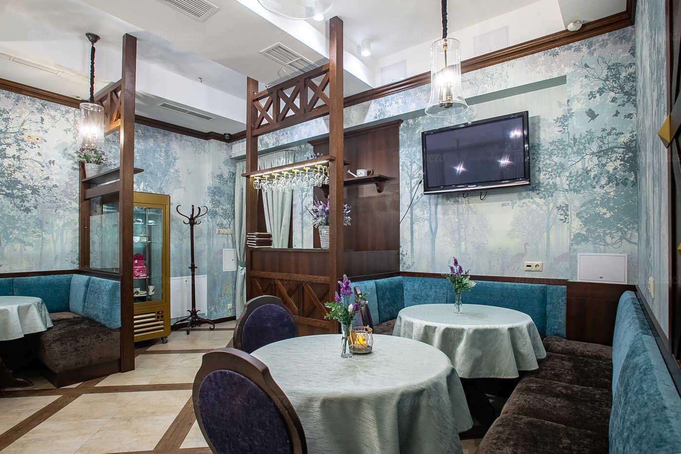 Ресторан Фаворит на Стремянной улице фото 4