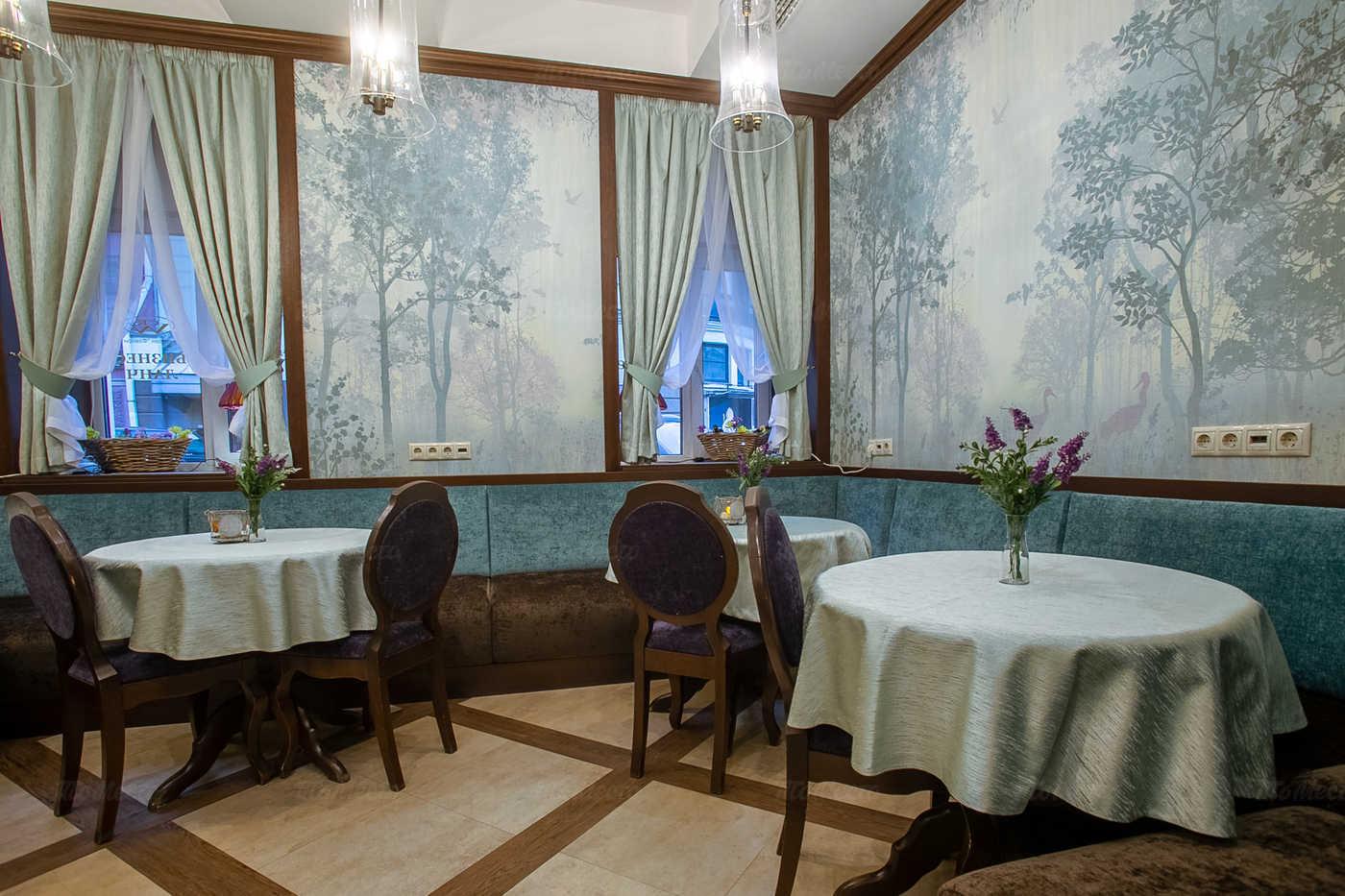 Ресторан Фаворит на Стремянной улице фото 5