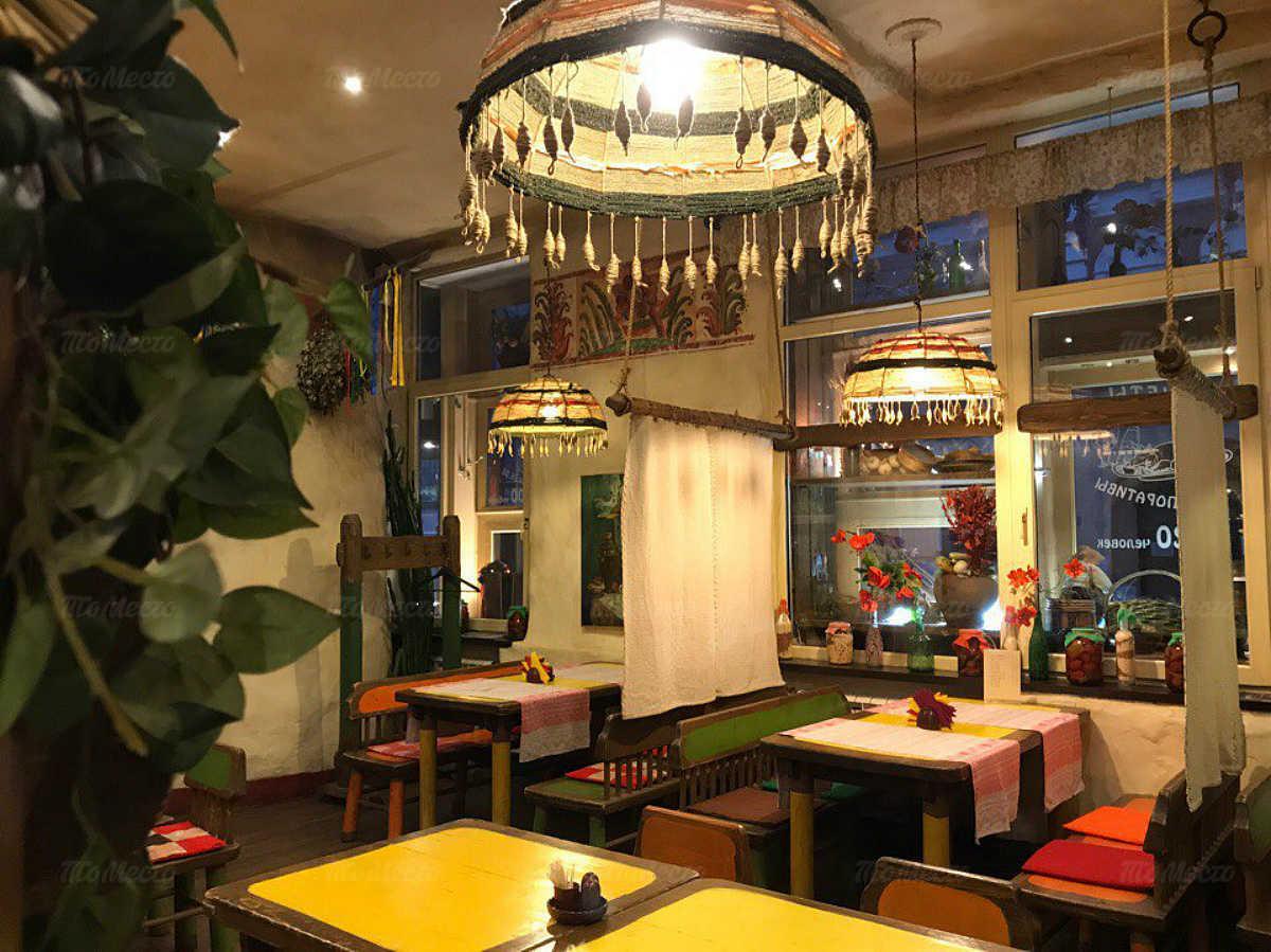 Ресторан Пузата Хата на улице Некрасова