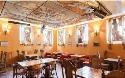 Банкетный зал ресторана Киликия на Гороховой улице фото 1