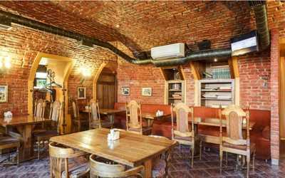 Банкетный зал ресторана Киликия на Гороховой улице фото 2