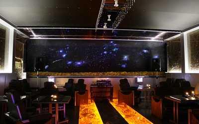 Банкетный зал караоке клуба, ресторана Пароль (Parole) на Республиканской улице
