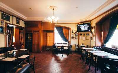 Банкетный зал паба Porter House (Портер Хаус) на улице Воскова фото 1