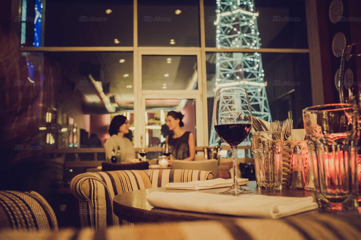 Меню ресторана Rыба (Рыба) на улице Академика Павлова