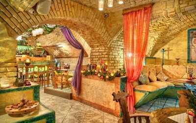 Банкетный зал кафе Чайный дом на Думской улице фото 2