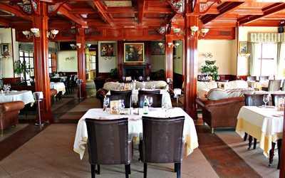 Банкетный зал ресторана Гольфстрим на Приморском шоссе фото 3