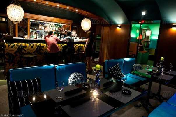 Меню бара, караоке клуба, ресторана Мопс на улице Рубинштейна