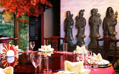 Банкетный зал ресторана Китайский двор на площади Труда фото 1