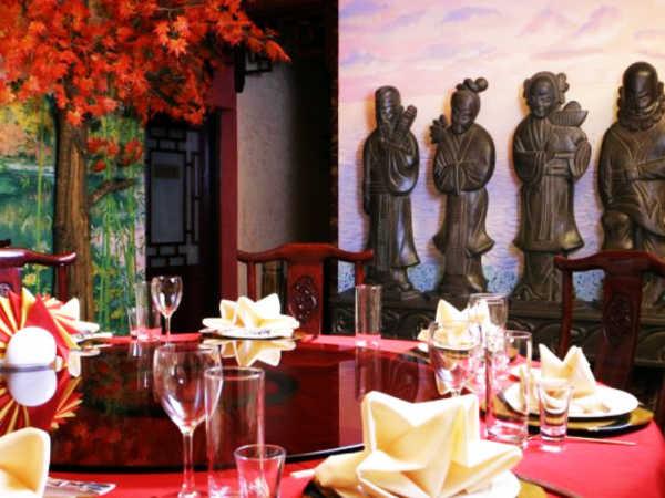 Китайский двор